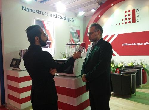 نمایشگاه نانو- مصاحبه با باشگاه خبرنگاران جوان