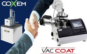 اعطای نمایندگی شرکت وکوت به شرکت Coxem کره
