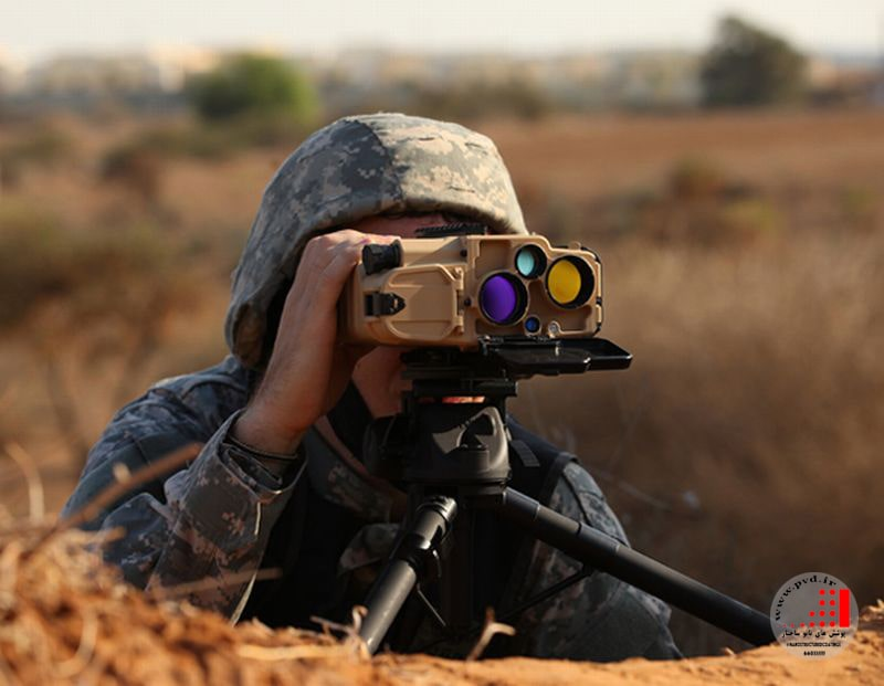 military's laser