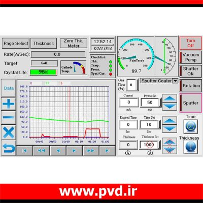 touch screen software-dsr1